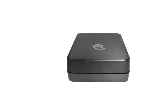 HP Jetdirect 3100w print server Black Wireless LAN