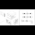 """Lenovo ThinkSystem ST250 3.5"""" SATA/SAS 4-Bay Backplane Kit"""