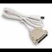 Intermec USB to Parallel Adapter DB25 Blanco