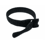 Cables Direct CT-VEL300 cable tie Velcro strap cable tie Black