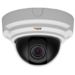 Axis P3354 6mm IP security camera indoor Dome Black,White