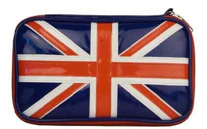 Urban Factory HDD44UF storage drive case Nylon Blue,Orange,White