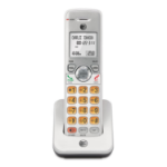 AT&T EL50005 DECT telephone handset Grey, White telephone handset