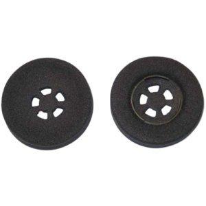 Plantronics 80354-01 headphone pillow Black Foam 2 pc(s)