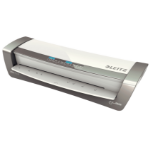 Leitz iLAM Office Pro A3 Hot laminator 500 mm/min Grey, Silver
