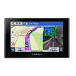 "Garmin nüvi 2799LMT-D Handheld/Fixed 7"" TFT Touchscreen 352g Black"