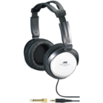 JVC HA-RX500 Black,White Circumaural Head-band headphone