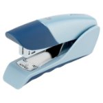 Rexel Gazelle Half Strip Stapler Silver/Blue