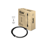 CLUB3D USB Type-C to Type-A Cable Male/Male 1Meter 60Watt