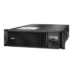 APC Smart-UPS On-Line Double-conversion (Online) 5000VA 10AC outlet(s) Rackmount Black uninterruptible power supply (UPS)