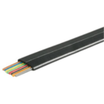 Microconnect MPK100-8CCAB 100m Black telephony cable