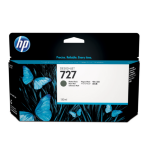 HP 727 matzwarte DesignJet inktcartridge, 130 ml