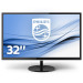 "Philips E Line 327E8QJAB/00 LED display 80 cm (31.5"") 1920 x 1080 Pixeles Full HD IPS Plana Brillo Negro"