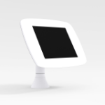 Bouncepad Sumo | Apple iPad 6th Gen 9.7 (2018) | White | Exposed Front Camera and Home Button | Rotate 270 / Switch On |