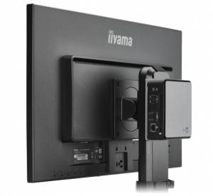 iiyama MD BRPCV01 Desk stand CPU holder Black CPU holder