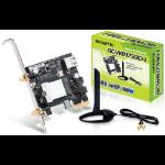 Gigabyte GC-WB1733D-I networking card Internal WLAN / Bluetooth 1733 Mbit/s
