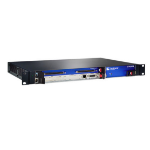 Juniper CTP2008-AC-02 1U Black network equipment chassis