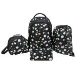 Targus BUS89107GL school bag set Women Black,White