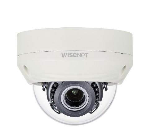 Hanwha HCV-6070R security camera CCTV security camera Indoor Dome 1920 x 1080 pixels Ceiling