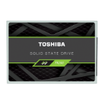"Toshiba TR200 internal solid state drive 2.5"" 480 GB Serial ATA III 3D TLC"
