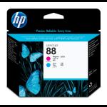 HP 88 Inyección de tinta cabeza de impresora