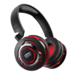 Creative Labs Sound Blaster EVO ZxR Head-band Black,Red headset
