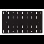 Chief Universal Flat Panel Interface Bracket Black flat panel wall mount