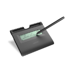 Wacom STU-300B-SP-SET graphic tablet 2540 lpi 99 x 25 mm USB Black