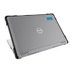 "Gumdrop Cases SlimTech notebook case 33 cm (13"") Cover Black, Transparent"