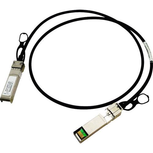 Juniper SFP+, 3m networking cable Black