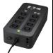 Eaton 3S 700 IEC sistema de alimentación ininterrumpida (UPS) 700 VA 420 W 8 salidas AC