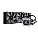 Corsair H150i PRO RGB 360mm computer liquid cooling Processor
