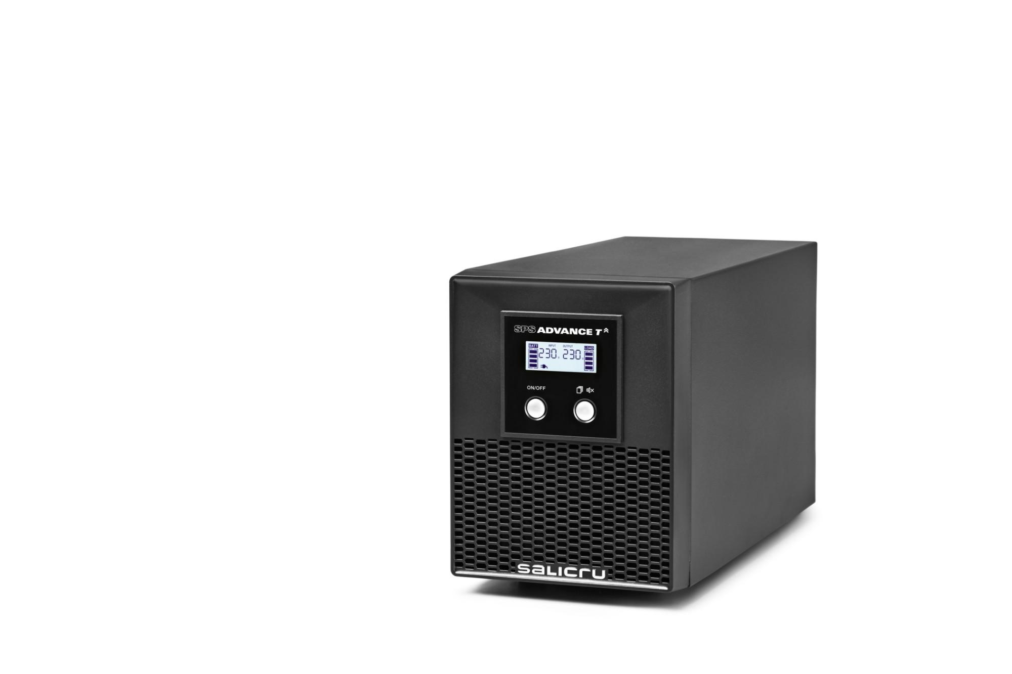UPS Sps 1000 Adv T 1000va/700w 6 X Iec C13 Line Interactive Senoidal