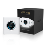 Ubiquiti Networks AmpliFI HD Mesh Router Dual-band (2.4 GHz / 5 GHz) Gigabit Ethernet White wireless router