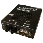 Transition Networks J/RS232-CF-01(SC) RS-232 Fiber (SC) serial converter/repeater/isolator
