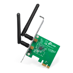 TP-LINK 300Mbps Wireless N PCI Express WiFi Adapter with low profile bracket