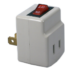 QVS PA-1P power plug adapter