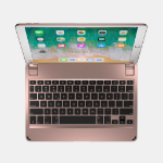 Brydge BRY8004-B mobile device keyboard QWERTY US English Rose Gold Bluetooth