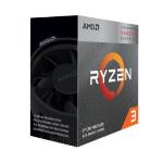 AMD Ryzen 3 3200G with Radeon Vega 8 Graphics processor 3.6 GHz 3 MB L3