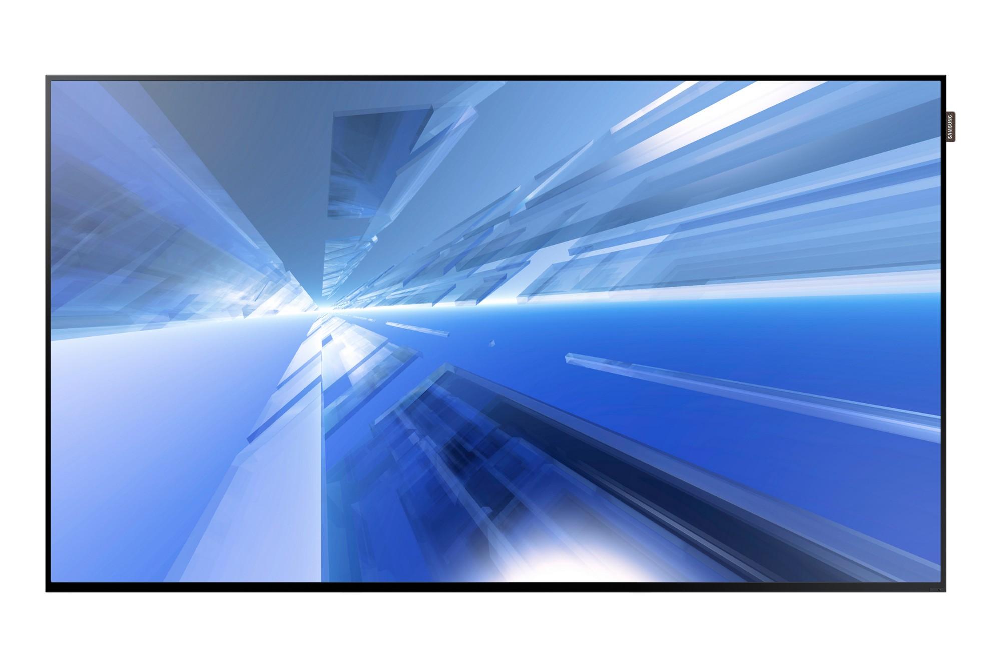 """Samsung LH55DBEPLGC pantalla de señalización 139,7 cm (55"""") LED Full HD Pantalla plana para señalización digital Negro"""