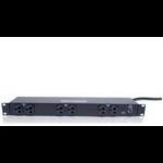 Minute Man OES1015HV power distribution unit (PDU) 1U Black 10 AC outlet(s)
