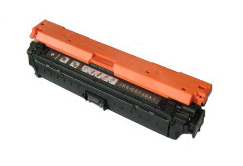 Remanufactured HP CE740A (307A) Black Toner Cartridge