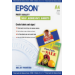 Epson Self-Adhesive Photo Paper - A4 - 10 hojas