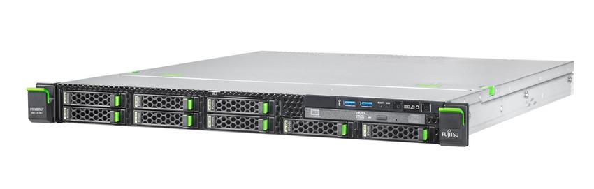 Fujitsu PRIMERGY RX1330 M2 3GHz E3-1220V5 450W Rack