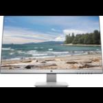 "HP 27q computer monitor 68.6 cm (27"") Quad HD LED Flat Matt Black, Silver"