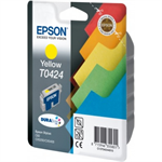 Epson C13T04244010 (T0424) Ink cartridge yellow, 420 pages, 16ml