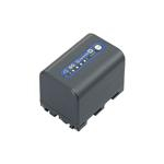 Duracell Camcorder Battery 7.4v 2800mAh Lithium-Ion (Li-Ion) 2800mAh 7.4V rechargeable battery