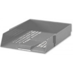Deflecto Value Deflecto Letter Tray Grey