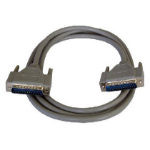 Cables Direct D25 serial cable Grey 2 m