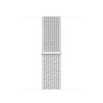 Apple MX802ZM/A smartwatch accessory Band Weiß Nylon